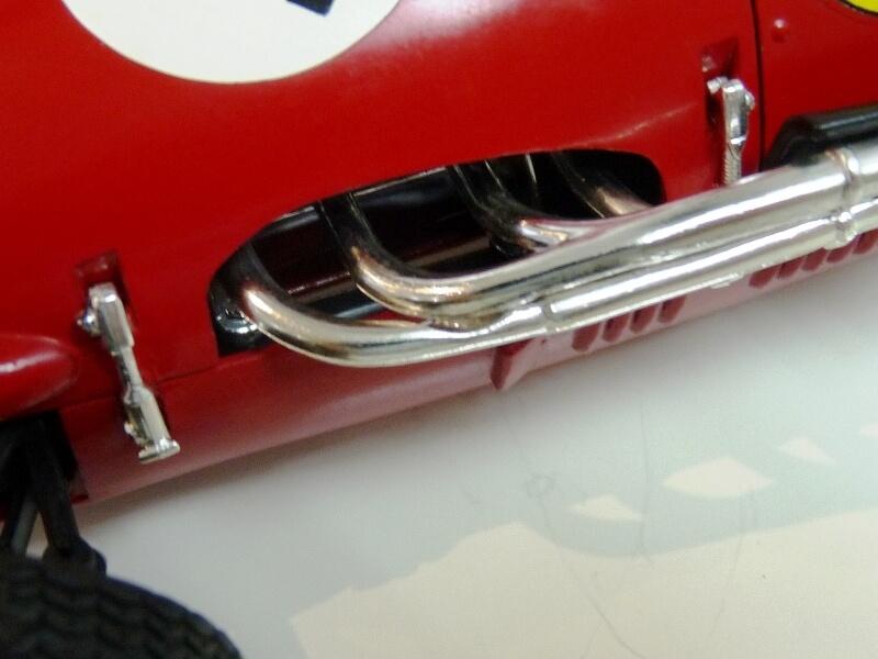 Ferrari 500 F2 - 1952 - Tonka Polistil 1/19 ème F500f230