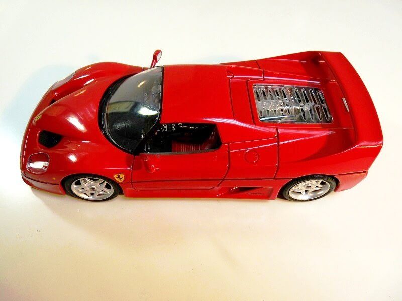 Ferrari F50 Hardtop - 1995 - BBurago 1/18 ème F50h_111
