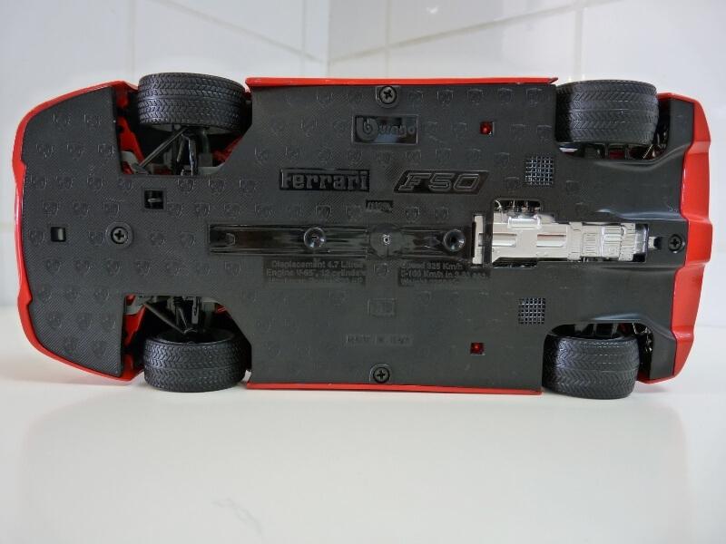 Ferrari F50 Hardtop - 1995 - BBurago 1/18 ème F50h_113