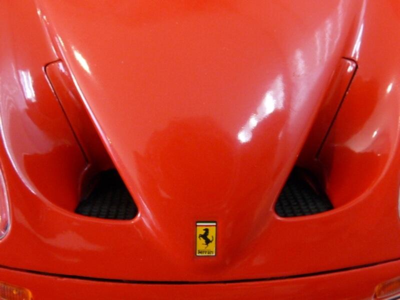 Ferrari F50 Hardtop - 1995 - BBurago 1/18 ème F50h_114