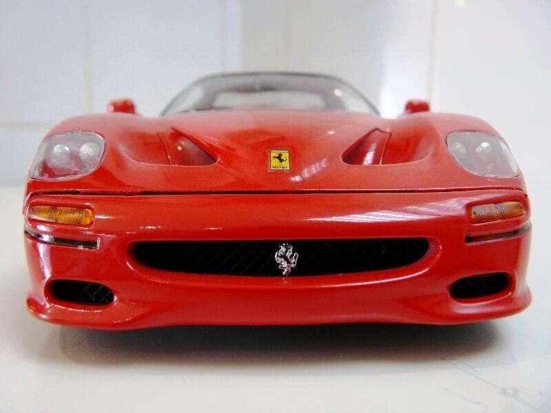 Ferrari F50 Hardtop - 1995 - BBurago 1/18 ème F50h_115