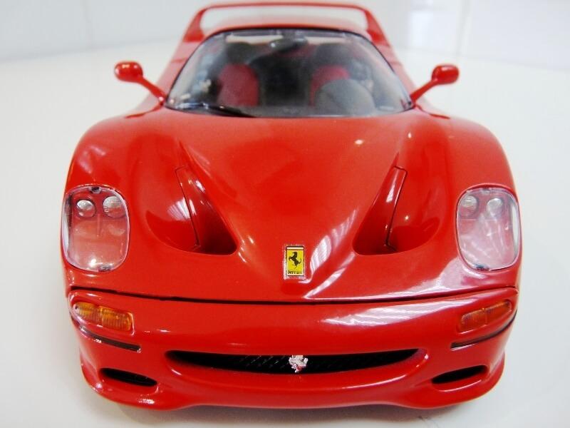 Ferrari F50 Hardtop - 1995 - BBurago 1/18 ème F50h_117
