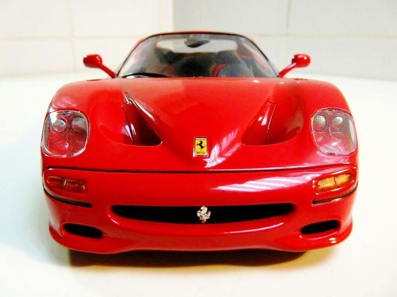 Ferrari F50 Hardtop - 1995 - BBurago 1/18 ème F50h_119