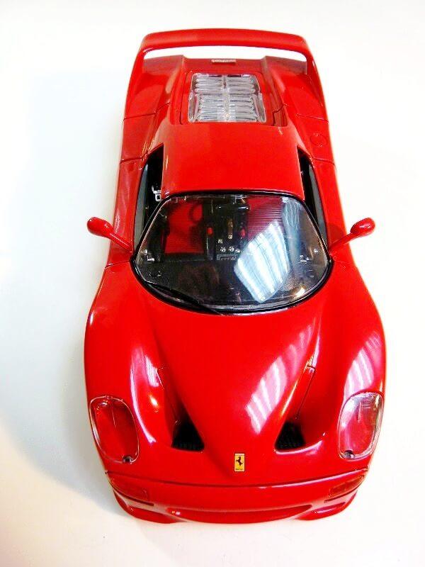 Ferrari F50 Hardtop - 1995 - BBurago 1/18 ème F50h_123