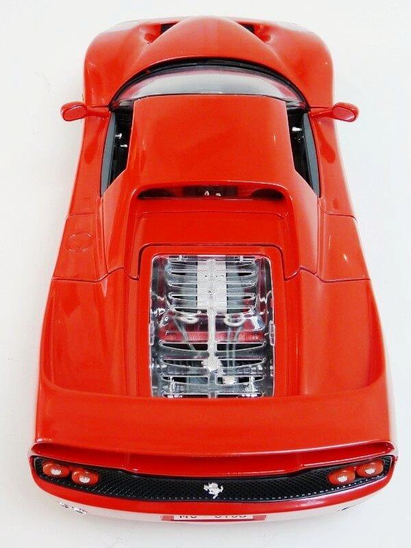 Ferrari F50 Hardtop - 1995 - BBurago 1/18 ème F50h_124