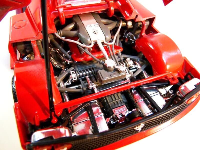 Ferrari F50 Hardtop - 1995 - BBurago 1/18 ème F50h_128