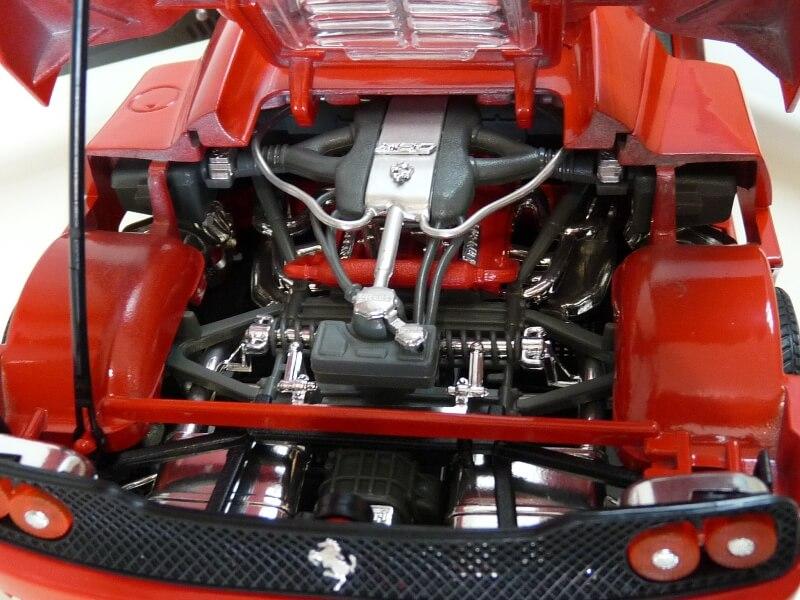 Ferrari F50 Hardtop - 1995 - BBurago 1/18 ème F50h_129