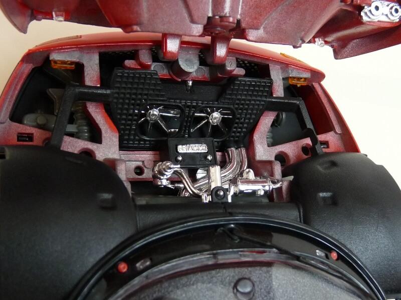 Ferrari F50 Hardtop - 1995 - BBurago 1/18 ème F50h_134