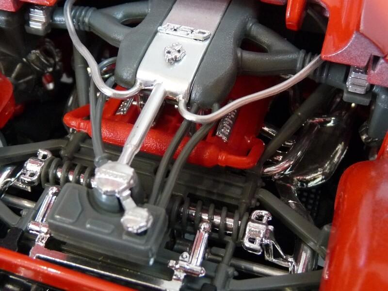 Ferrari F50 Hardtop - 1995 - BBurago 1/18 ème F50h_135