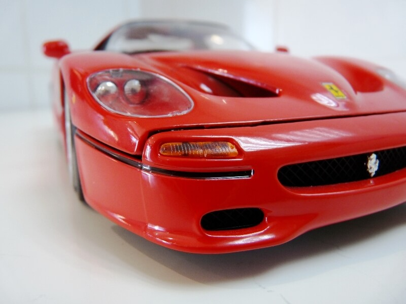 Ferrari F50 Hardtop - 1995 - BBurago 1/18 ème F50h_137