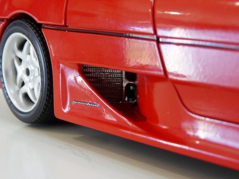 Ferrari F50 Hardtop - 1995 - BBurago 1/18 ème F50h_139
