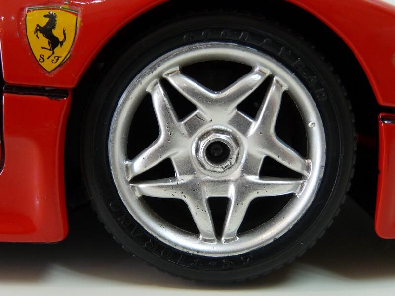Ferrari F50 Hardtop - 1995 - BBurago 1/18 ème F50h_140