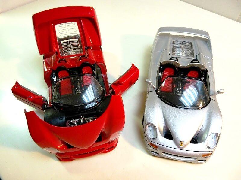 Ferrari F50 - 1995 - BBurago 1/18 ème Fe509512