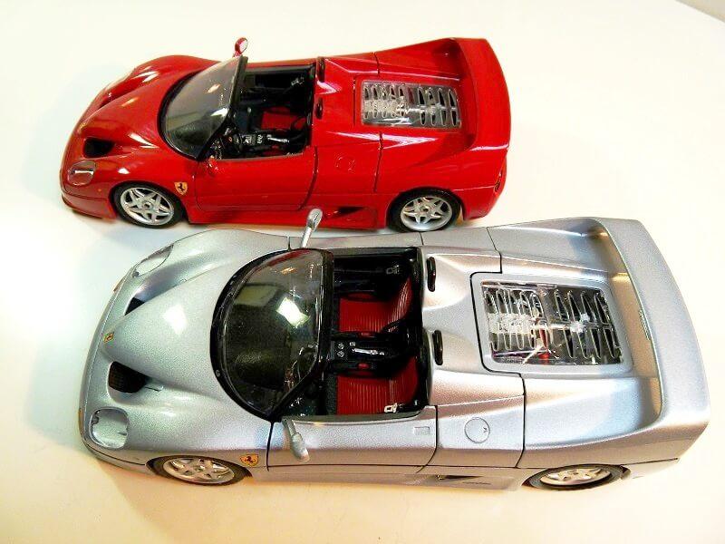 Ferrari F50 - 1995 - BBurago 1/18 ème Fe509516