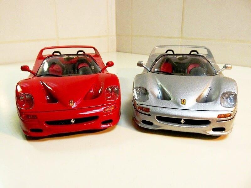 Ferrari F50 - 1995 - BBurago 1/18 ème Fe509517