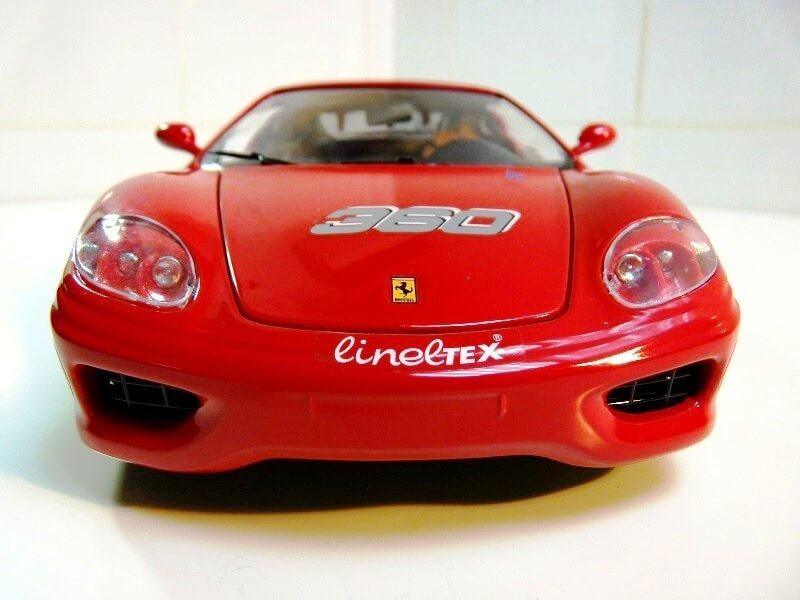 Ferrari 360 Modena Challenge - 1999 - Bburago 1/18 ème Fer36013