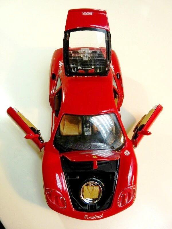 Ferrari 360 Modena Challenge - 1999 - Bburago 1/18 ème Fer36014