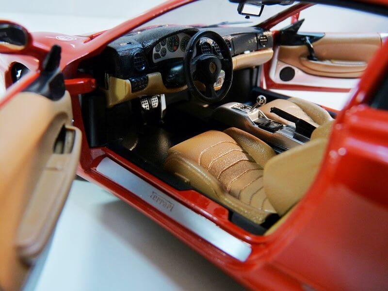 Ferrari 360 Modena Challenge - 1999 - Bburago 1/18 ème Fer36017