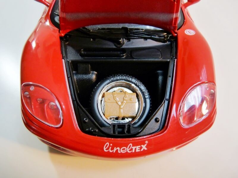 Ferrari 360 Modena Challenge - 1999 - Bburago 1/18 ème Fer36018