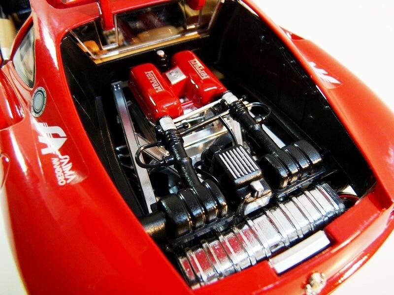 Ferrari 360 Modena Challenge - 1999 - Bburago 1/18 ème Fer36019
