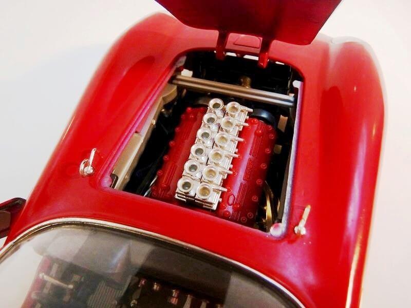 Ferrari 250 GTO - 1962 - BBurago 1/18 ème Ferr2517