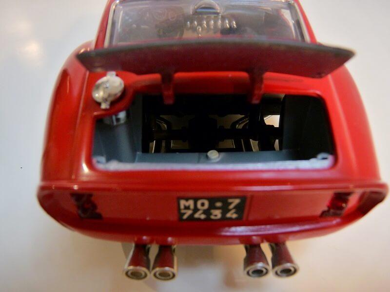 Ferrari 250 GTO - 1962 - BBurago 1/18 ème Ferr2518