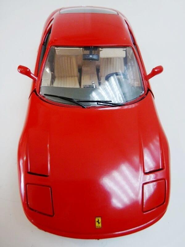 Ferrari 456 GT - 1992 - BBurago 1/18 ème Ferra105