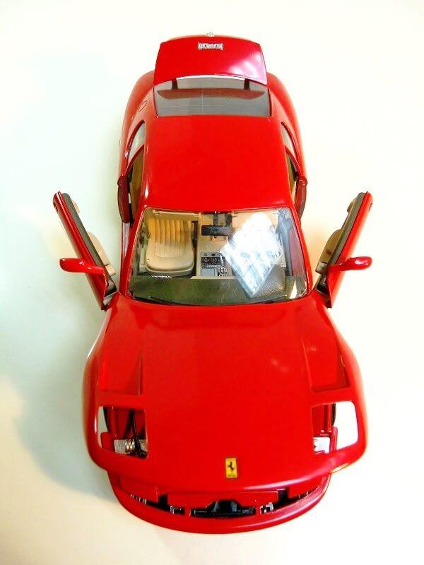 Ferrari 456 GT - 1992 - BBurago 1/18 ème Ferra107