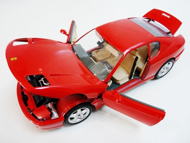 Ferrari 456 GT - 1992 - BBurago 1/18 ème Ferra111