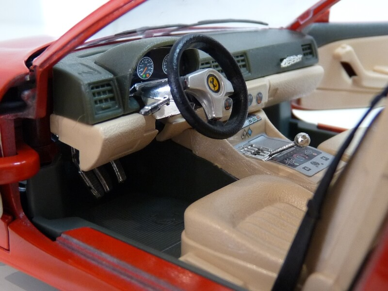 Ferrari 456 GT - 1992 - BBurago 1/18 ème Ferra112