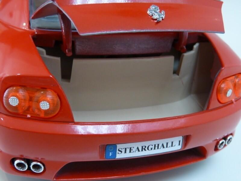 Ferrari 456 GT - 1992 - BBurago 1/18 ème Ferra114