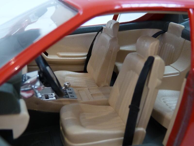 Ferrari 456 GT - 1992 - BBurago 1/18 ème Ferra115