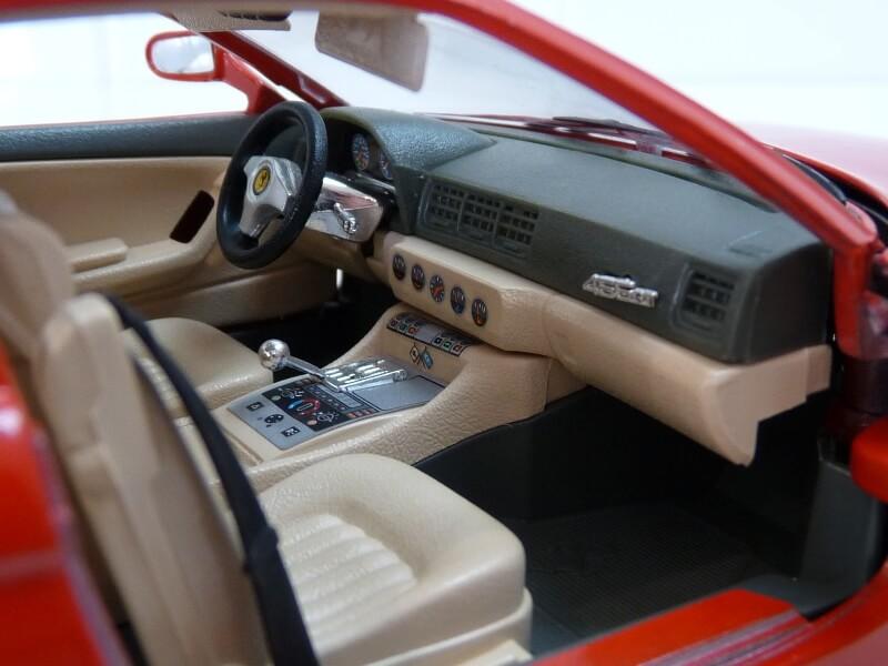 Ferrari 456 GT - 1992 - BBurago 1/18 ème Ferra116