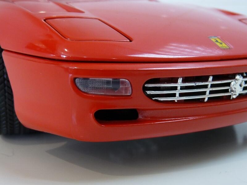 Ferrari 456 GT - 1992 - BBurago 1/18 ème Ferra118