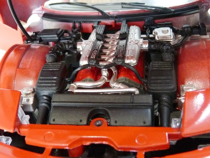 Ferrari 456 GT - 1992 - BBurago 1/18 ème Ferra119