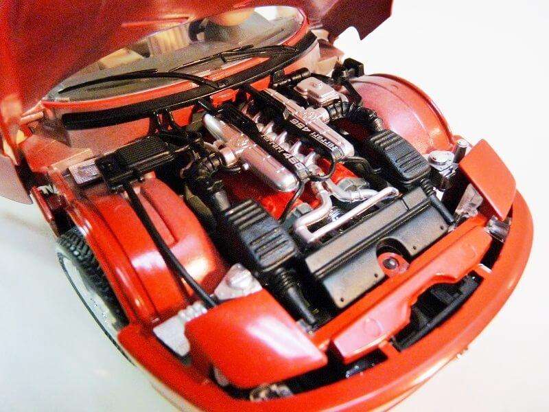 Ferrari 456 GT - 1992 - BBurago 1/18 ème Ferra120