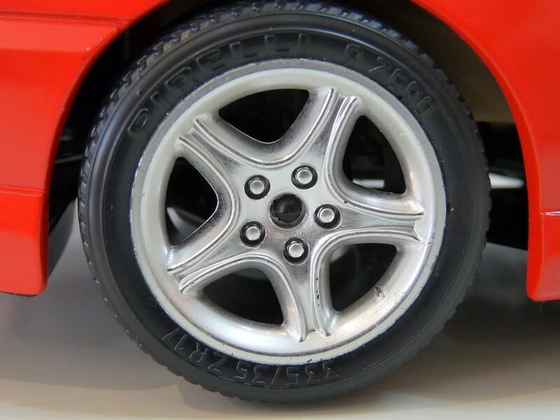 Ferrari 456 GT - 1992 - BBurago 1/18 ème Ferra121