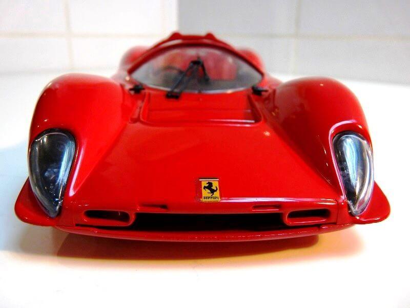 Ferrari 330 P4 - 1967 - Jouef Evolution 1/18 ème Ferrar10