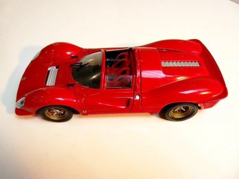 Ferrari 330 P4 - 1967 - Jouef Evolution 1/18 ème Ferrar11