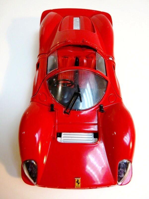 Ferrari 330 P4 - 1967 - Jouef Evolution 1/18 ème Ferrar13