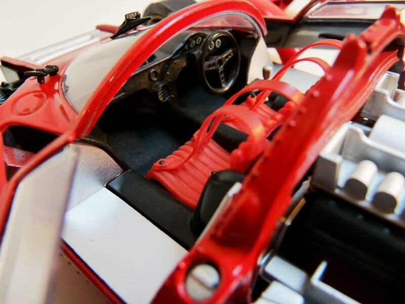 Ferrari 330 P4 - 1967 - Jouef Evolution 1/18 ème Ferrar18