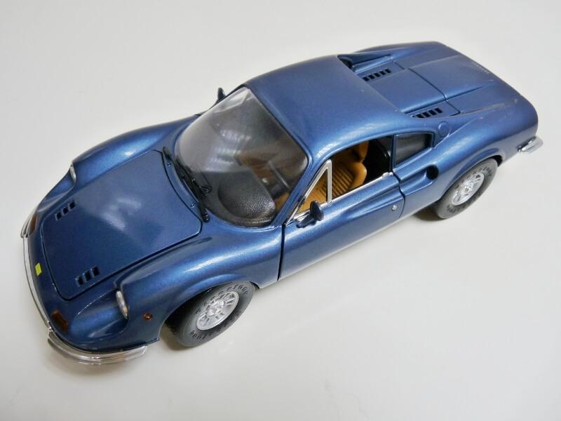 Ferrari Dino 246 GT - 1969 - Anson 1/18 ème Ferrar21