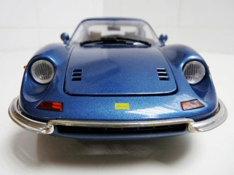 Ferrari Dino 246 GT - 1969 - Anson 1/18 ème Ferrar23