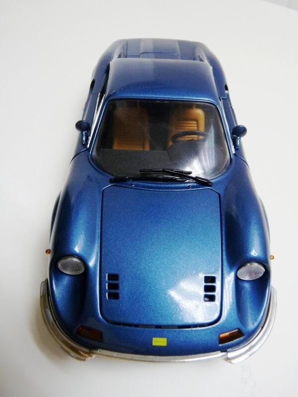 Ferrari Dino 246 GT - 1969 - Anson 1/18 ème Ferrar27