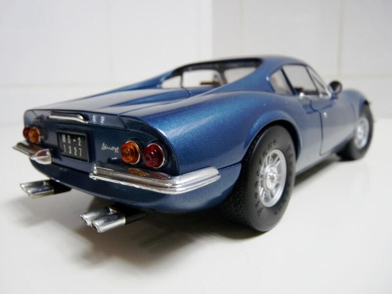 Ferrari Dino 246 GT - 1969 - Anson 1/18 ème Ferrar28