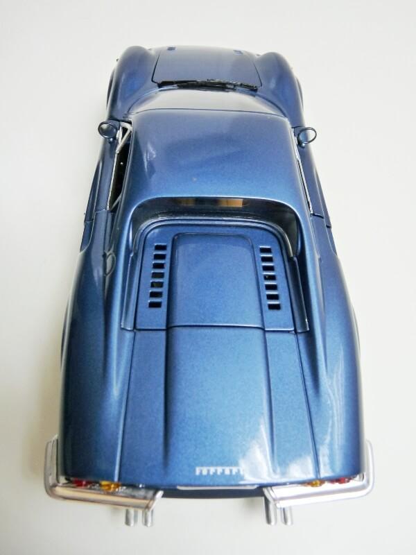 Ferrari Dino 246 GT - 1969 - Anson 1/18 ème Ferrar29