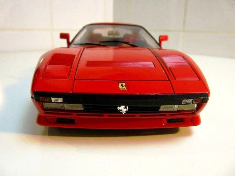 Ferrari 308 GTO - 1976 - BBurago 1/18 ème Ferrar35