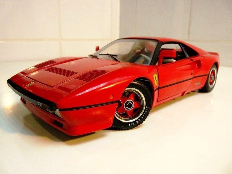 Ferrari 308 GTO - 1976 - BBurago 1/18 ème Ferrar39