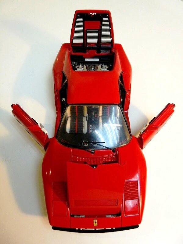 Ferrari 308 GTO - 1976 - BBurago 1/18 ème Ferrar41