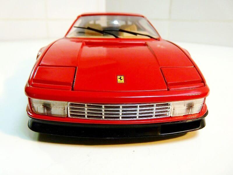 Ferrari Testarossa - 1984 - BBurago 1/18 ème Ferrar50